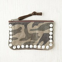 Free People Camo Change Purse