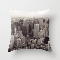 promises Throw Pillow by inourgardentoo | Society6