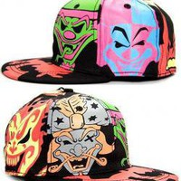 ROCKWORLDEAST - Insane Clown Posse, Baseball Hat, Clowns Hat