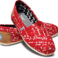 Women - Calculus 101 Women&#x27;s Classics | TOMS.com