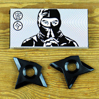Ninja Magnets - Black - Cool Material