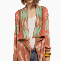 Upstream Navajo Cardigan $59