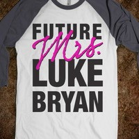Future Mrs Luke Bryan (Baseball) - Shake it for Luke Bryan
