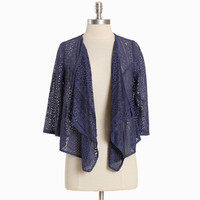 wakefield way dusty blue cardigan - $38.99 : ShopRuche.com, Vintage Inspired Clothing, Affordable Clothes, Eco friendly Fashion