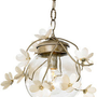 canopy designs - globe branches chandelier/pendant - ABC Carpet &amp; Home