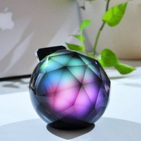 """Black Diamond"" Phone-Charger Dock for iPhone. Curiosite"
