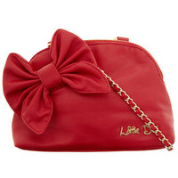 Red bow cross body bag - Cross Body Bags - Handbags & Purses - Accessories - Dorothy Perkins