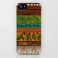 Earth iPhone Case by Catherine Holcombe | Society6