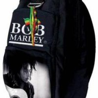 ROCKWORLDEAST - Bob Marley, Backpack, Photo