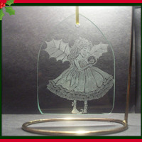 Holiday christmas ornament holly fairy , engraved fairy ornament etsy black friday
