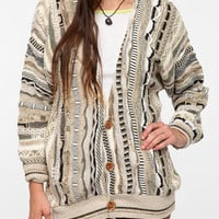 Urban Renewal Patterned Cardigan