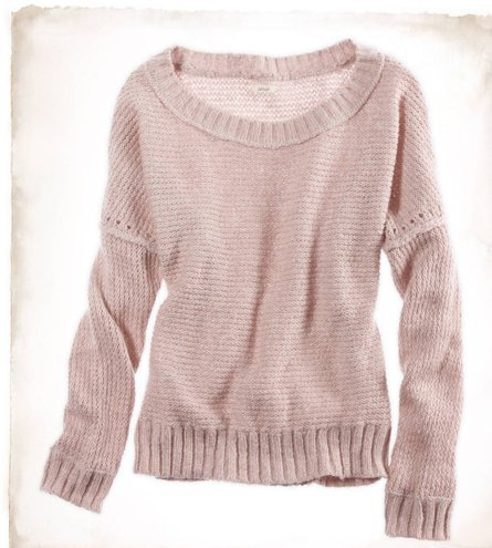 Aerie Open Stitch Dolman Sweater - Aerie
