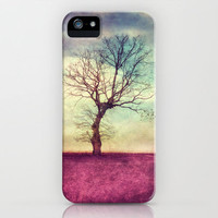 ATMOSPHERIC TREE iPhone Case by ☘ VIAINA | Society6