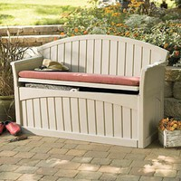 Storage Bench - Plow & Hearth