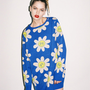Lazy Oaf | Lazy Oaf | Flower Power Knitted Jumper