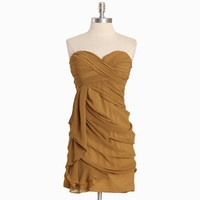 Annaliese Sweetheart Strapless Dress