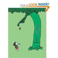 Amazon.com: The Giving Tree (0000060256652): Shel Silverstein: Books