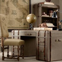 Richards' Desk | Trunks | Restoration Hardware