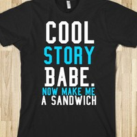 Cool Story Babe - Righteous