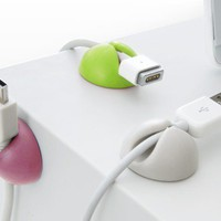 INFMETRY:: Multi Purpose Cable Clips - HomeDecor