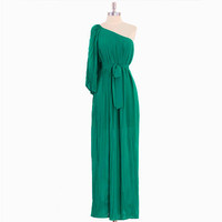 incandescent moments maxi dress in emerald - &amp;#36;59.99 : ShopRuche.com, Vintage Inspired Clothing, Affordable Clothes, Eco friendly Fashion
