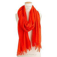 Women's ACCESSORIES - scarves, hats, gloves - Sunset Horizon Scarf - Madewell