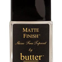 butter LONDON 'Matte Finish™' Shine Free Topcoat | Nordstrom