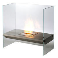 EcoSmart Fire: Igloo Modern Ventless Designer Fireplace