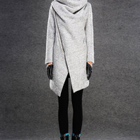 Gray coats jackets winter coats for wome