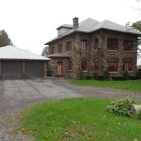 Cobblestone Mansion - Property - LandAndFarm.com - Land for Sale