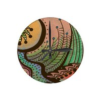Cornucopia Wall Clocks from Zazzle.com