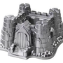 Nordic Ware Pro Cast Castle Bundt Pan: Amazon.com: Kitchen & Dining