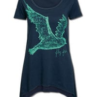 Fly Free Ebb & Flow Top: Soul-Flower Online Store