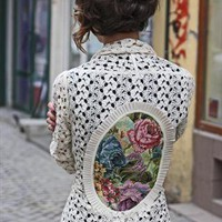 Tapestry Blazer  -  Can be customized from Fusion by Cernei