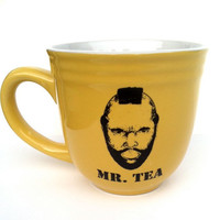 Mr. Tea mug