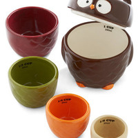Owl Accounted For Measuring Cup Set | Mod Retro Vintage Kitchen | ModCloth.com