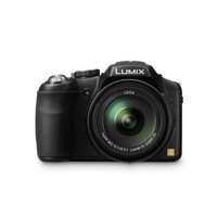 Panasonic Lumix DMC-FZ200 12.1 MP Digital Camera with CMOS Sensor and 24x Optical Zoom - Black | www.deviazon.com