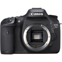 Canon EOS 7D 18 MP CMOS Digital SLR Camera with 3-Inch LCD (Body Only) | www.deviazon.com