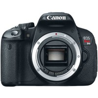 Canon EOS REBEL T4i 18.0 MP CMOS Digital Camera with 3-inch Touchscreen and Full HD Movie Mode (Body Only) | www.deviazon.com