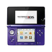 Nintendo  NINTENDO 3DS MIDNIGHT PURPLE