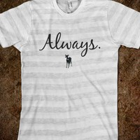 Always w/o back design - Harry Potter
