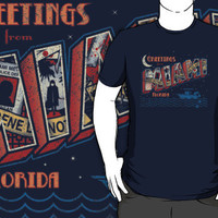 Greetings from Miami T-Shirts & Hoodies