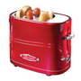Nostalgia Electrics HDT-600RETRORED Retro Series Pop-Up Hot Dog Toaster: Amazon.com: Kitchen &amp; Dining