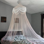 Amazon.com: Pink Princess Bed Canopy Mosquito Net Bed Netting: Home &amp; Kitchen