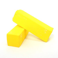 Hair Chalk - Yellow Color - (1) Piece - Temporary Hair Color - Gifts Under 5 - Trendy Hair
