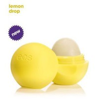 eos lip balm with spf 15 LEMON DROP .25 OZ (7g)