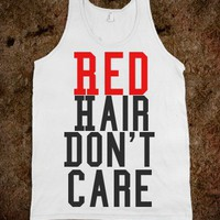Red Hair Don&#x27;t Care - Righteous