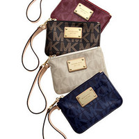 MICHAEL Michael Kors Handbag, Holiday Wristlet - Handbags & Accessories - Macy's