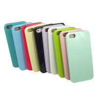 1 X TPU Soft Case Protective Skin Cover for Apple iPhone 5 5th Gen Muti-Color