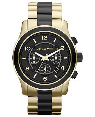 michael kors s chronograph from macy s epic